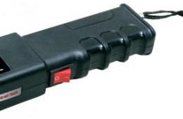 Rechargeable Stun Gun Flashlight